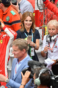 Geri Halliwell -                             Monaco Formula One Grand Prix May 27th 2018.