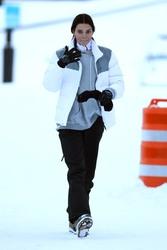 Kendall Jenner - Skiing in Aspen 12/29/18