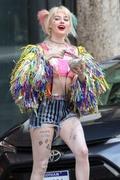 Margot Robbie - Filming 'Birds of Prey' in LA, Feb, 2, 2019
