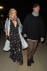 Paris Hilton - 2018 Coachella Festival Day 2 4/14/18