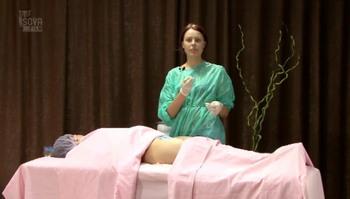 Интимные стрижки и дизайн в зоне бикини (2011) DVDRip