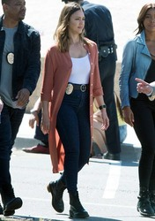 Jessica Alba & Gabrielle Union - On set of a Badboy Spin-Off Series in LA 3/28/18