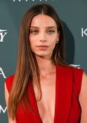 Angela Sarafyan   -               	CFDA Variety and WWD Runway to Red Carpet Los Angeles February 20th 2018.
