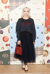 Dove Cameron - Burberry x Elle celebrate personal style with Julien Boudet in LA 4/18/18