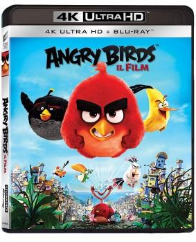 Angry Birds - Il film (2016) Full Blu-Ray 4K 2160p UHD HDR 10Bits HEVC ITA DD 5.1 ENG TrueHD 7.1 MULTI