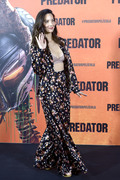 Olivia Munn - 'The Predator' photocall in Madrid 9/3/18