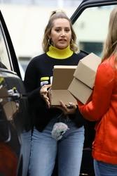 Ashley Tisdale - Out in LA 4/4/19