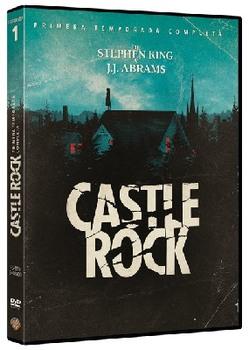 Castle Rock - Prima Stagione (2018) 3XDVD9 COPIA 1:1 ITA ENG GER POL