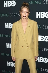 Gigi Hadid - HBO's Being Serena Premiere in NYC 4/25/18