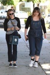 Chloe Grace Moretz - Out for lunch in Beverly Hills 1/14/18