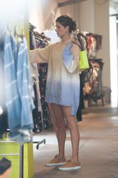 Alessandra Ambrosio - Shopping in LA 6/24/18
