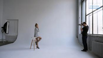 Эмоциональный портрет: как работать с начинающей моделью (2019) Мастер-класс