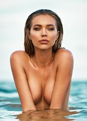 Sandra Kubicka - Karina Chancey photoshoot for Maxim France, 2019