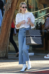 Emma Roberts - Out in West Hollywood 1/19/19