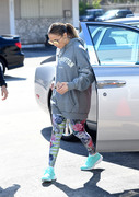 Jennifer Lopez - Going to the gym in Miami 1/21/19