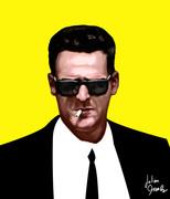 Бешеные псы / Reservoir Dogs (Харви Кайтел, Тим Рот, Майкл Мэдсен, Крис Пенн, 1992) 66b1e71027566154