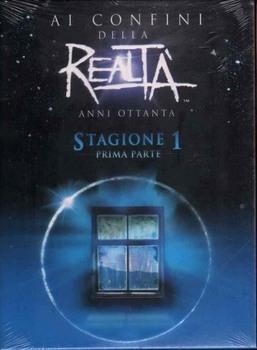 Ai confini della realtà  - anni 80 - prima parte (1985-1986) 4 DVD9 COPIA 1:1 ITA ENG