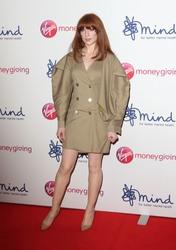 Nicola Roberts -              Virgin Money Giving ''Mind Media'' Awards London November 29th 2018.