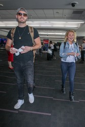 Hayden Panettiere - At LAX Airport 10/19/18