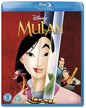 Mulan (1998) Full Blu-Ray AVC ITA GER DTS 5.1 ENG DTS-HD MA 5.1