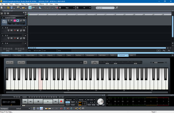 MAGIX Samplitude Music Studio 2019 24.0.0.36 (ENG)