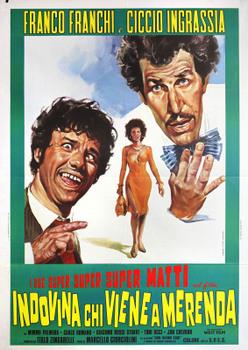 Indovina chi viene a merenda? (1969) DVD9 Copia 1:1 ITA