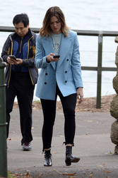 Mandy Moore - Out in Sydney 3/5/18