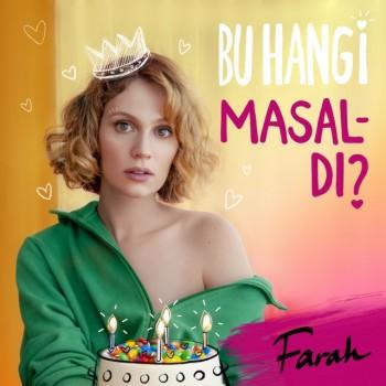 Farah Zeynep Abdullah - Bu Hangi Masaldı? (2018) (320 Kbps + Flac) Single Albüm İndir