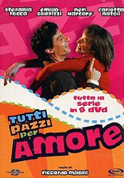 Tutti pazzi per amore - Stagione 1 (2008-2009) 8xDVD9 Copia 1:1 ITA