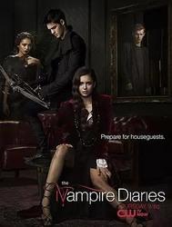吸血鬼日记 第四季 The Vampire Diaries Season 4