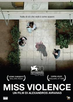 Miss Violence (2013) DVD5 COPIA 1:1 ITA GRE