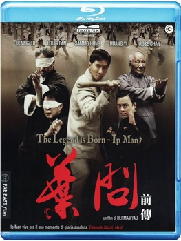 The Legend Is Born - Ip Man (2010) Full Blu-Ray 26Gb AVC ITA CHI DTS-HD MA 5.1