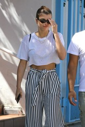 Sofia Richie - Out for lunch in Malibu 4/14/18
