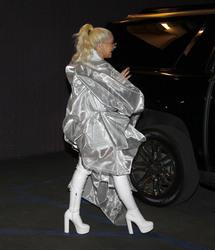 Christina Aguilera - Out in LA 1/29/19