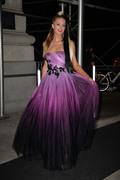 Paris Hilton - Harper's Bazaar Icons Party in NYC 9/7/18