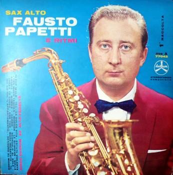 Fausto Papetti - 1a Raccolta (1960) .mp3 -320 Kbps