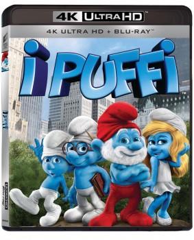I Puffi (2011) Full Blu-Ray 4K 2160p UHD HDR 10Bits HEVC ITA DD 5.1 ENG TrueHD 7.1 MULTI