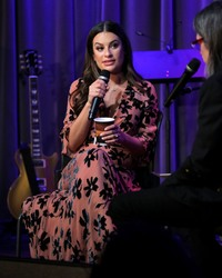 Lea Michele - An Evening with Lea @ the GRAMMY Museum 11/06/2018
