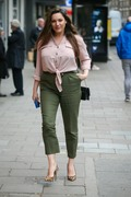 Kelly Brook -             Global Studios London March 22nd 2019.