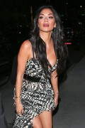 Nicole Scherzinger - Out for dinner in Beverly Hills 4/26/18