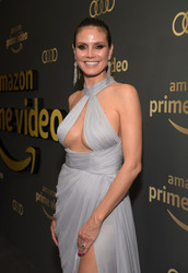 Heidi Klum - Amazon Prime Video's Golden Globe Awards After Party in Beverly Hills 1/6/2019
