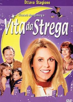 Vita da strega - Stagione 8 (1971-1972) 4xDVD9 Copia 1:1 ITA-ENG-ESP-FRE-GER