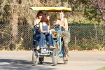 Selena Gomez at Lake Balboa park in Encino 02/02/2018adf5c6737644933