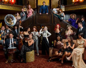 Scott Bradlee's Postmodern Jukebox - Sepia Is The New Orange (2019) FLAC