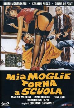 Mia moglie torna a scuola (1981) DVD5 COPIA 1:1 ITA