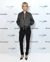 Cara Delevingne - 'Carnival Row,'Prime Video Presentation in London 10/2/18
