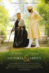 维多利亚与阿卜杜勒 Victoria and Abdul_海报
