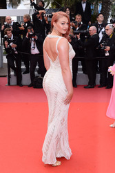 Iskra Lawrence - 'Sink or Swim' Premiere at the 71st Cannes Film Festival 5/13/18