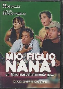 Mio figlio Nanà (2014) DVD5 Copia 1:1 ITA
