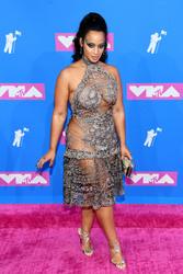 Dascha Polanco - 2018 MTV VMA's in NYC 8/20/18